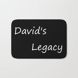 David's Legacy (Inverted) Bath Mat