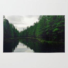 Dark Forest Rug