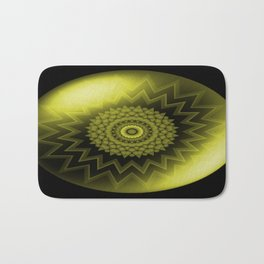 Solar Plexus Yellow Chakra Bath Mat