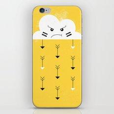 Nuage indien iPhone & iPod Skin
