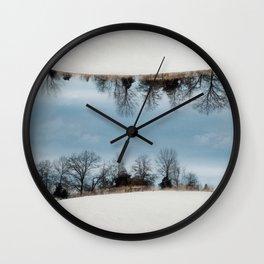 Hamilton, Illinois Wall Clock