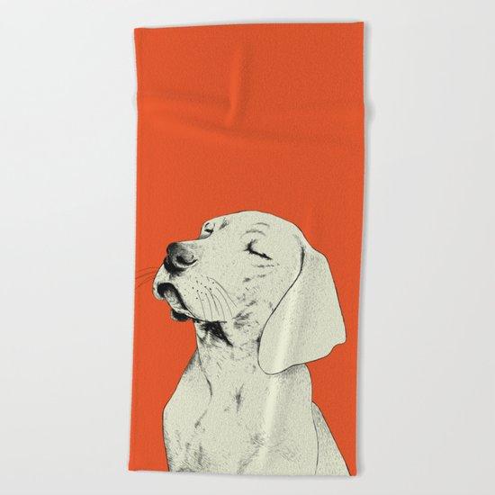 Nufa Beach Towel