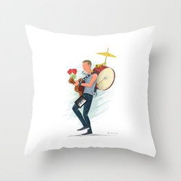 A sky full of stars! Throw Pillow