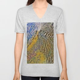 A Confused Species Unisex V-Neck