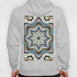 Eight Points of Texture Hoody