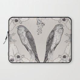 Summer Swallow Laptop Sleeve