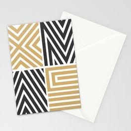 Xmas Typo #society6 #decor #buyart Stationery Cards