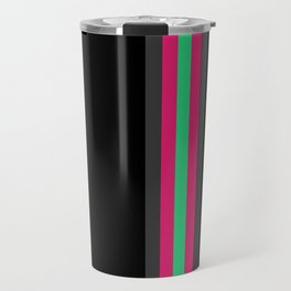 Arospike in Shapes Travel Mug