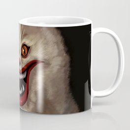 Hausu Cat Coffee Mug