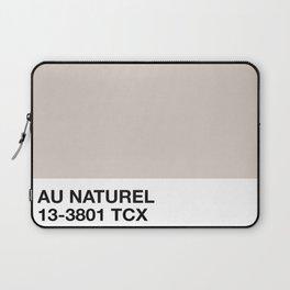 au naturel Laptop Sleeve