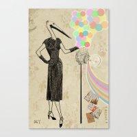 photographer Canvas Prints featuring Photographer   by ezop