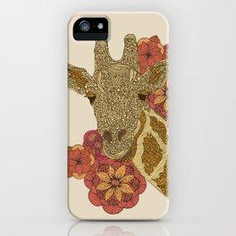 Girafe iPhone Case