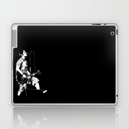 T. S. B/W Laptop & iPad Skin