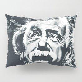 E=mc^2 Albert Einstein Graffiti (Monochrome) Pillow Sham