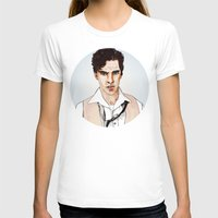 cumberbatch T-shirts featuring Benedict Cumberbatch by Alisha Henry