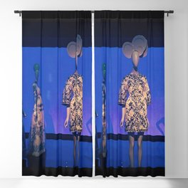 China Through The Looking Glass 2 Blackout Curtain