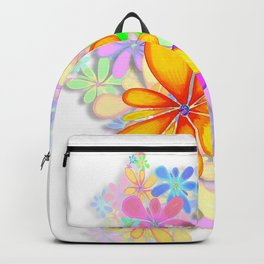 Flow HD by JC LOGAN 4 Simply Blessed Backpack