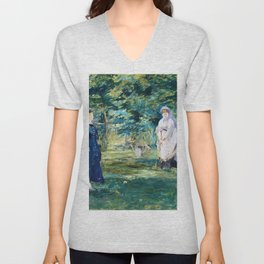 A Game Of Croquet - Digital Remastered Edition Unisex V-Neck