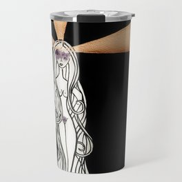 Amethyst Goddess Travel Mug