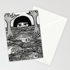 Voyeur Stationery Cards