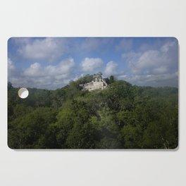 Mayan Jungle Cutting Board