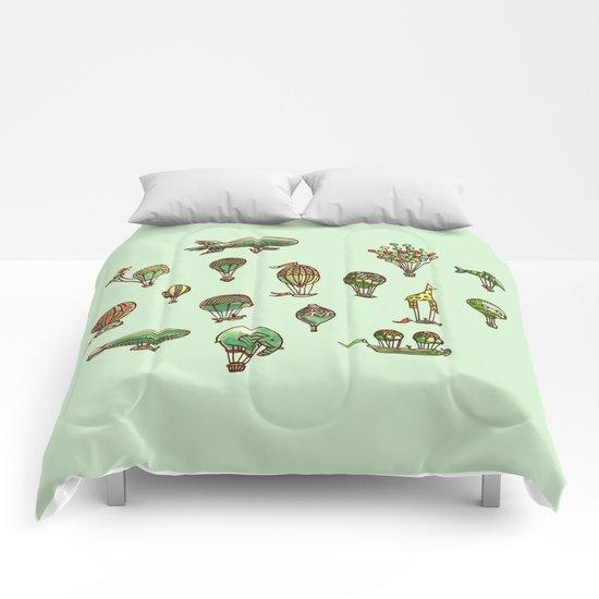 The Regatta Comforters