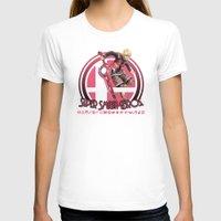 super smash bros T-shirts featuring Shulk - Super Smash Bros. by Donkey Inferno