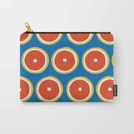 Blood orange pattern Carry-All Pouch