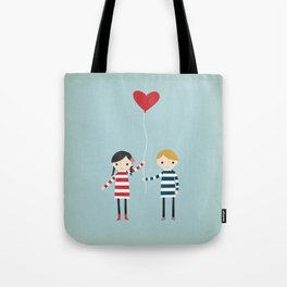 Love is in the Air - Girl Tote Bag