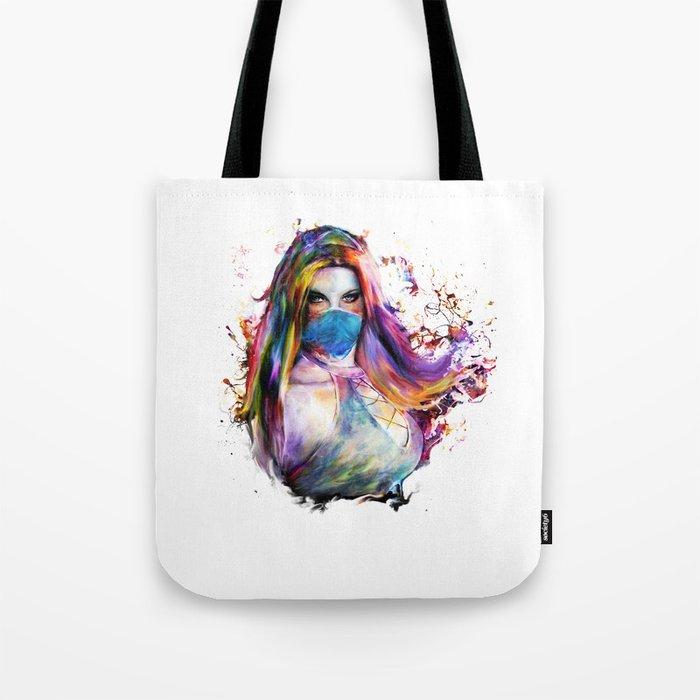 Ki Tote Bag