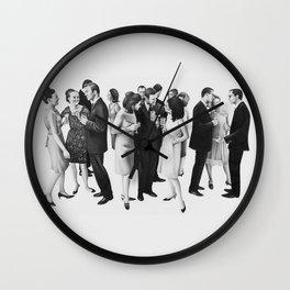 the cold war Wall Clock