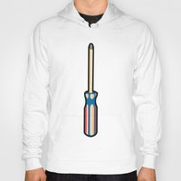 sonic Hoodies featuring Sonic Screwdriver by Kody Christian