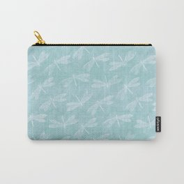 The Dance of the Dragonfly Carry-All Pouch