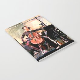 The Soloist Notebook