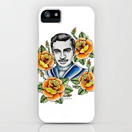 Mauricio Garcés  iPhone Case