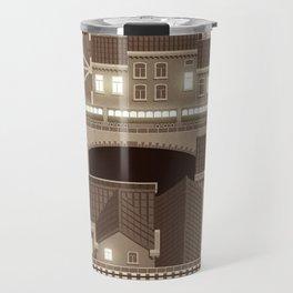 Townscape Vintage Travel Mug
