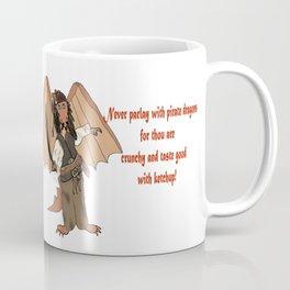 Pirate Dragon Coffee Mug