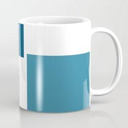 colour block #5 Coffee Mug