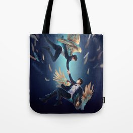 Can You Save Me? Tote Bag