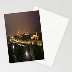 Florence At Night Stationery Cards