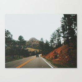 Take Me Home , Country Roads Canvas Print