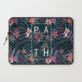 REAL P A T H Laptop Sleeve