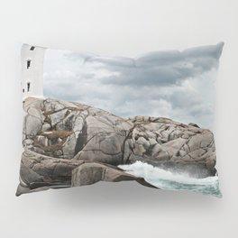 Peggy's Cove Light House -- Nova Scotia Pillow Sham
