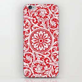 Playing Card (Red Back) iPhone Skin