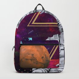 Ancient Gods and Planets: Mars Backpack