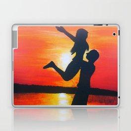 Beautiful sunset Laptop & iPad Skin