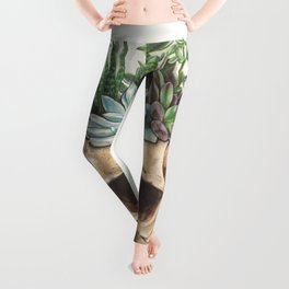 From Death Grows Life Leggings