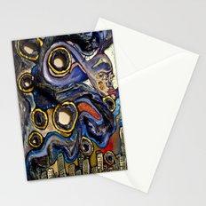 Around the stars Stationery Cards