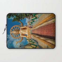 Lord Buddha Laptop Sleeve