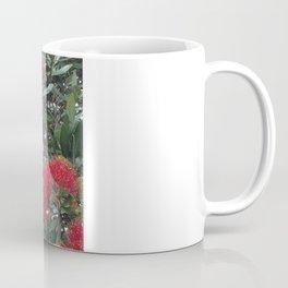Pohutukawa, Kiwi Christmas tree Coffee Mug